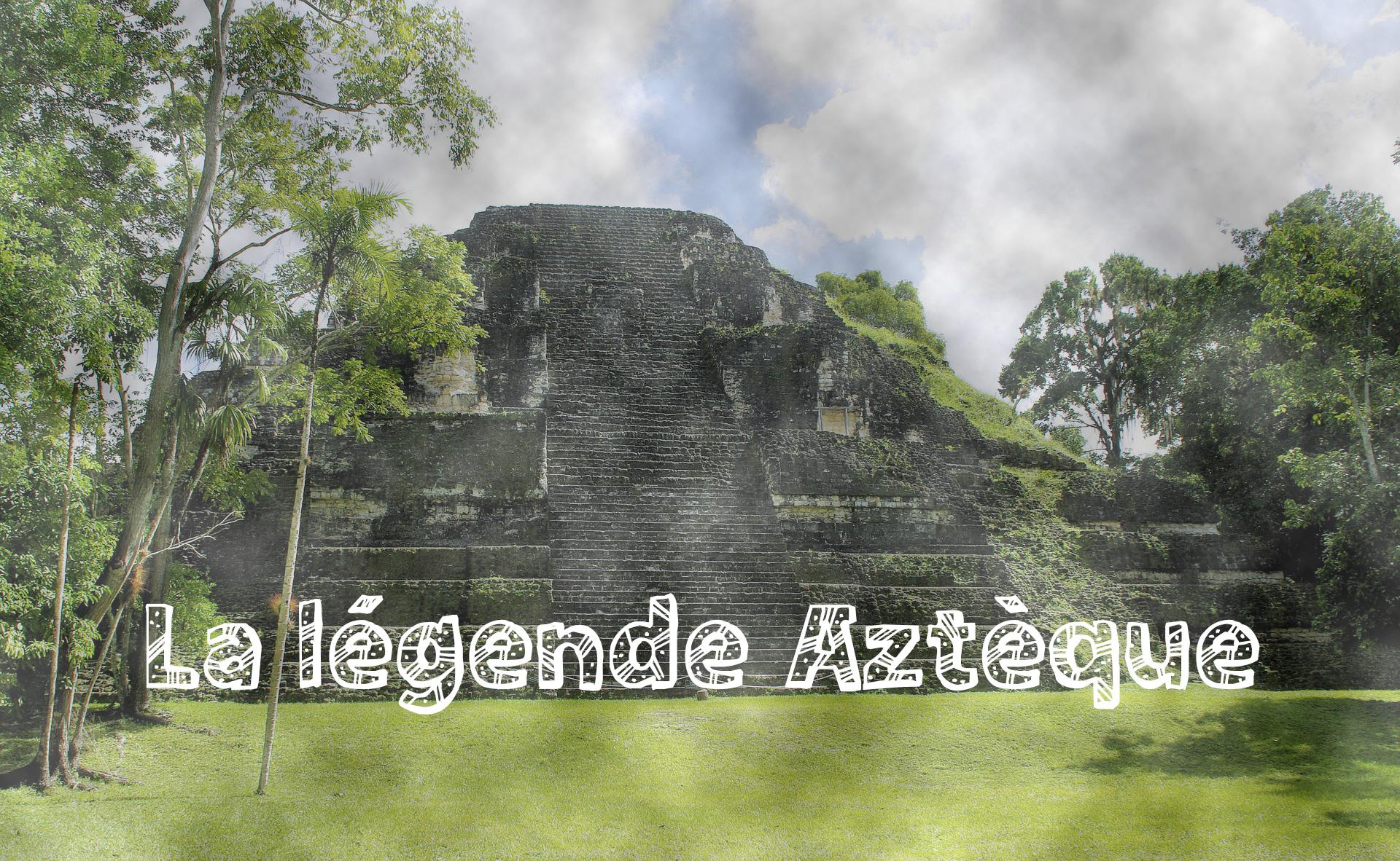 La légende Aztèque - escape game Maurepas Yvelines